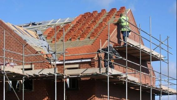 Repairs by roofing experts